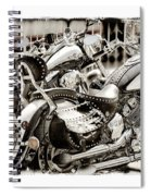 Rivals Spiral Notebook