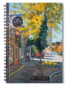 River Coyote Gallery Mississauga Spiral Notebook