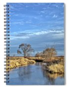 River Duck Morning 2 Spiral Notebook