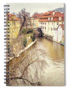 River Ends Spiral Notebook