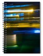 River Ghosts Spiral Notebook