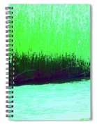 River Grasses 3 Spiral Notebook