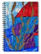 River House Spiral Notebook
