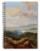 River Landscape Spiral Notebook
