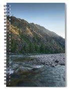 River Of No Return Spiral Notebook