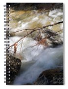 River Rapids Spiral Notebook
