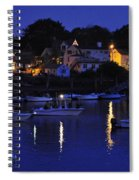 River Reflections Rirep Spiral Notebook