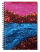 River Run Spiral Notebook