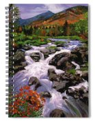 River Sounds Spiral Notebook