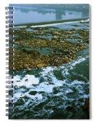 River Subernarekha Spiral Notebook