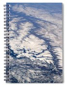 River Valley Aerial Spiral Notebook
