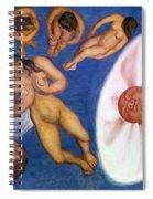 Rivera: Nudes Spiral Notebook