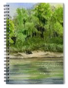 Riverbank Spiral Notebook