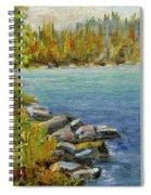 Riverbend Spiral Notebook