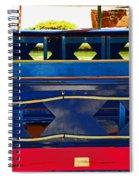 Riverboat Design 2 Spiral Notebook