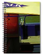 Riverboat Express Spiral Notebook