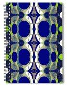 Riverdale Blue Green Spiral Notebook