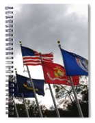 Riverfront Park In Charleston Sc Spiral Notebook