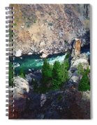 Riverrun Spiral Notebook