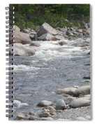 Rivers Of New Hampshire Spiral Notebook