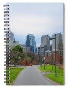 Riverwalk - Philadelphia Spiral Notebook