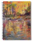 Riviera Moorings  Spiral Notebook