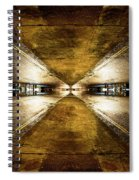 Road By Night Spiral Notebook
