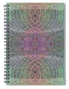 Road Cross Spiral Notebook