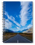 Road Spiral Notebook