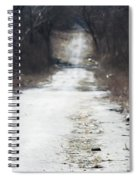 Road Less Traveled Spiral Notebook