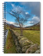 Road Less Travelled Spiral Notebook