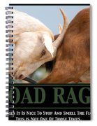 Road Rage Spiral Notebook