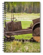 Road Side Art II Spiral Notebook