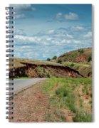 Road To Antananarivo Spiral Notebook