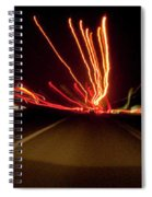 Road To Destiny Spiral Notebook