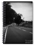 Road To Eternity Spiral Notebook