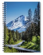 Road To Hope Spiral Notebook