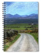 Road To Paradise Spiral Notebook