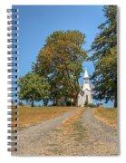 Road To Redemption Spiral Notebook