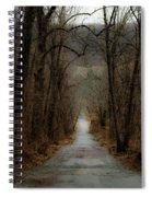 Road To Wildlife Spiral Notebook