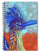 Roadrunner Deluxe Spiral Notebook