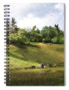 Roadside Hill Spiral Notebook