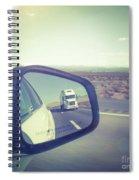 Roadtrip, Us Freeway Spiral Notebook