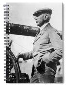 Roald Amundsen (1872-1928) Spiral Notebook