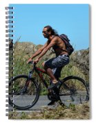 Roaming America Spiral Notebook