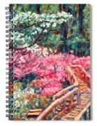 Roanoke Beauty Spiral Notebook