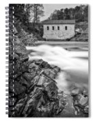 Roanoke River Flow Spiral Notebook