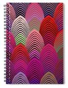 Roaring 20's Crazy Jazz Spiral Notebook