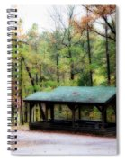 Robbers Shelter Spiral Notebook