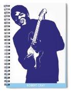 Robert Cray Spiral Notebook
